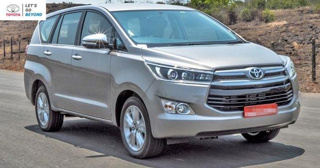 Promo Kredit Murah Rp 60 Jutaan New Toyota Innova Balikpapan Oktober 2020